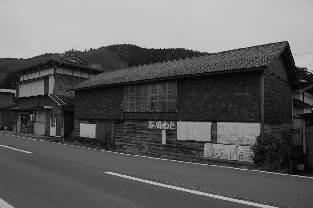 震災前と後の風景〈石巻市雄勝町〉
