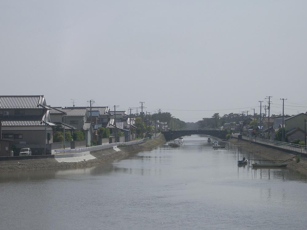2007年5月若林区荒浜
