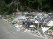 気仙沼市唐桑町鮪立 破壊された風景