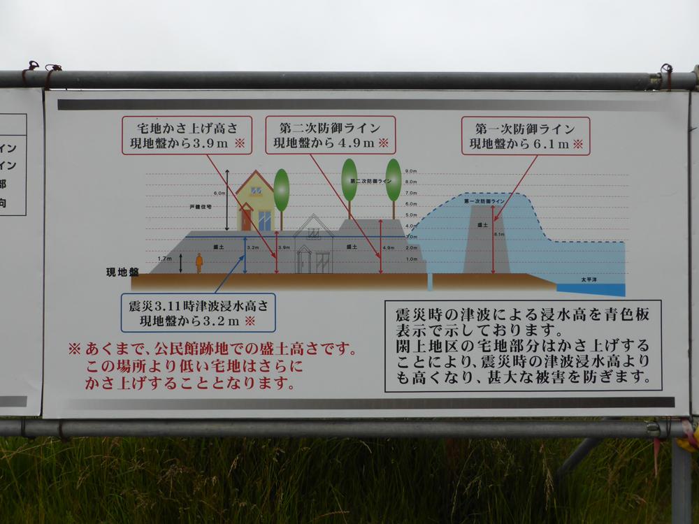 閖上堤防4