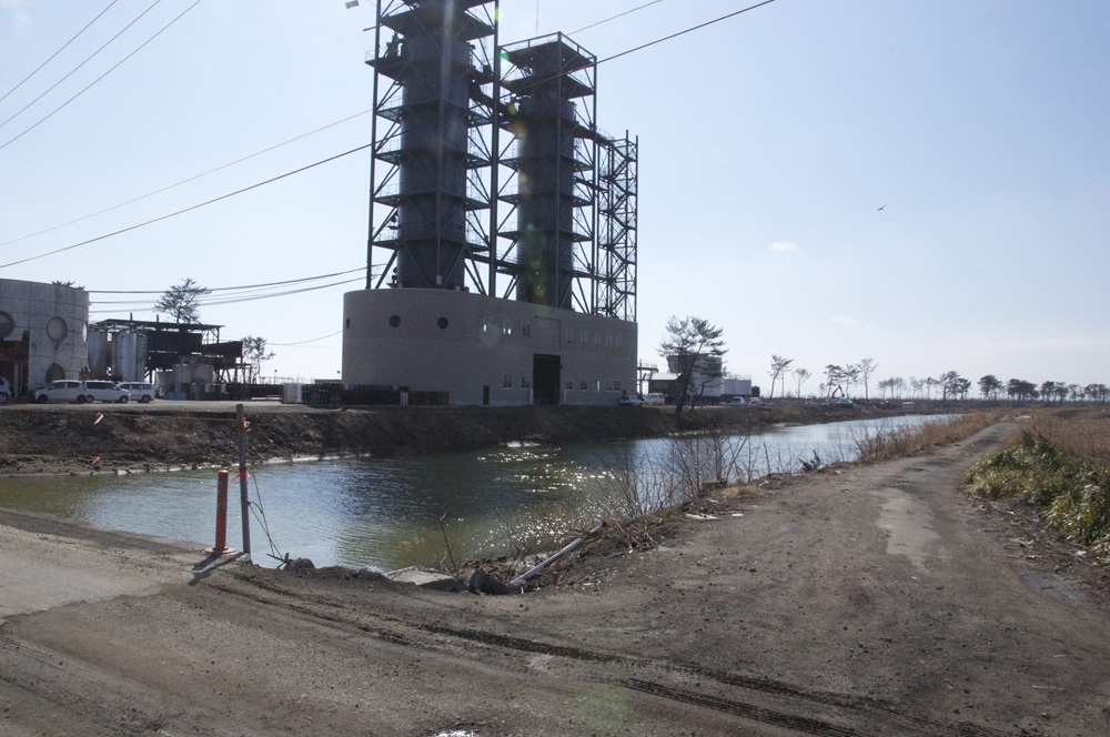 南蒲生・貞山運河(仙台市)