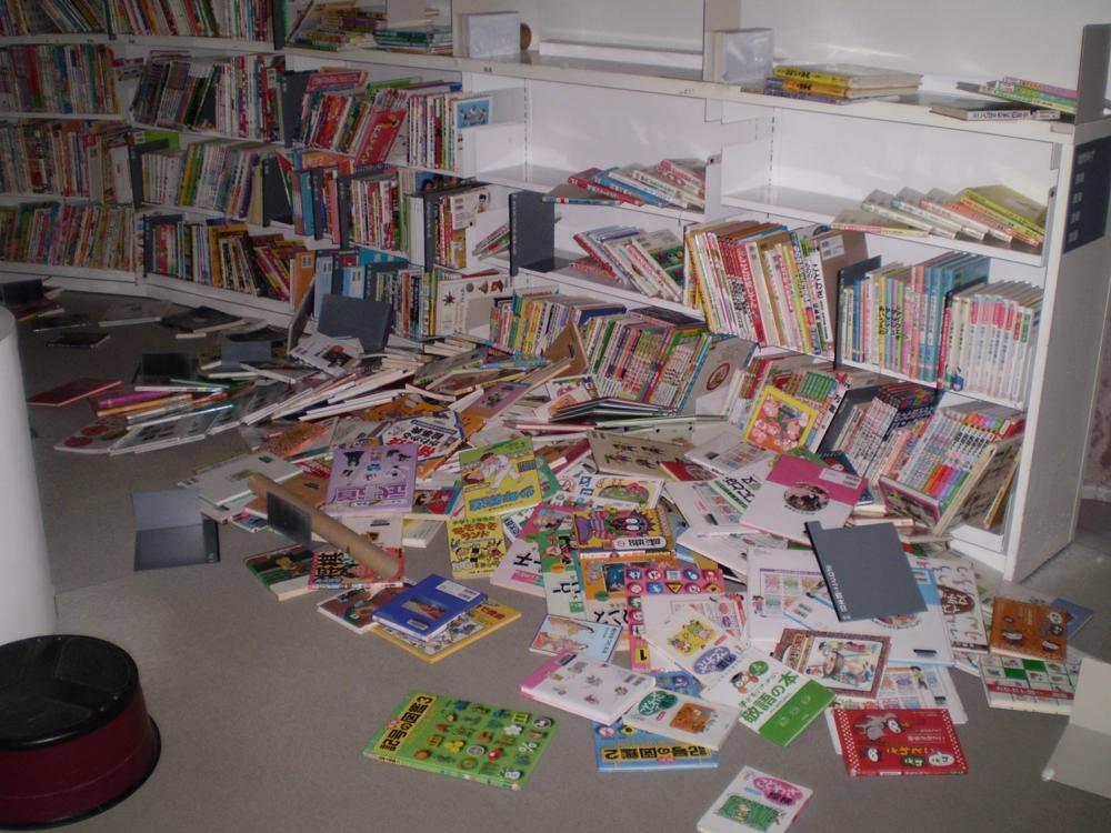 図書館2F児童書