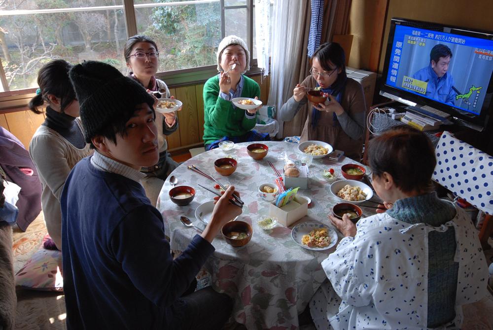 3月12日はじまりのごはん/食事風景 45「ごはんを...