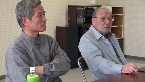 『震災の記憶 ―町内会長編―』 仙台市七郷市民センター