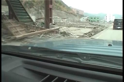 『車載映像 国道398号線 女川町 2011.5.21』木村グレゴリオ