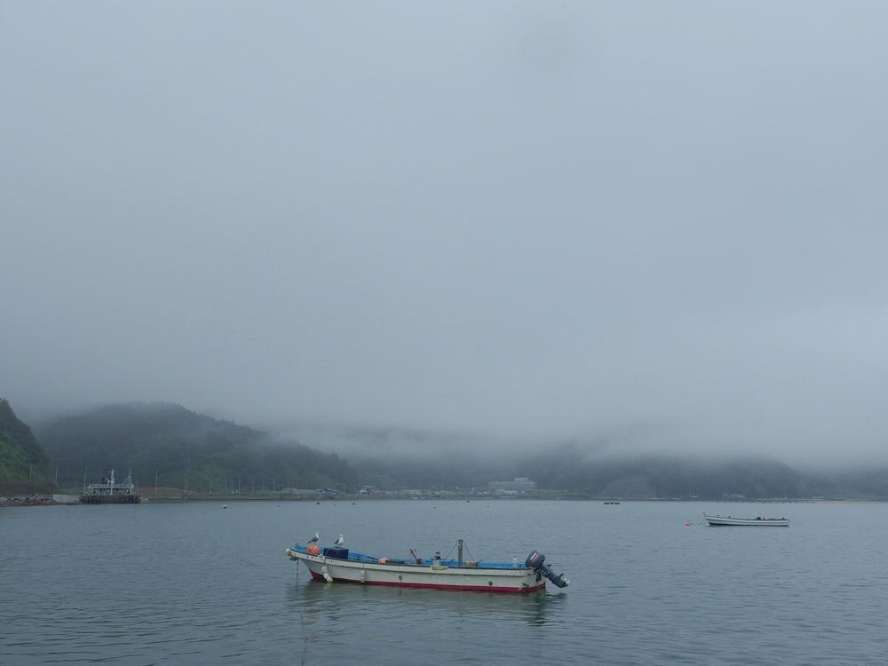 2013年7月雄勝湾