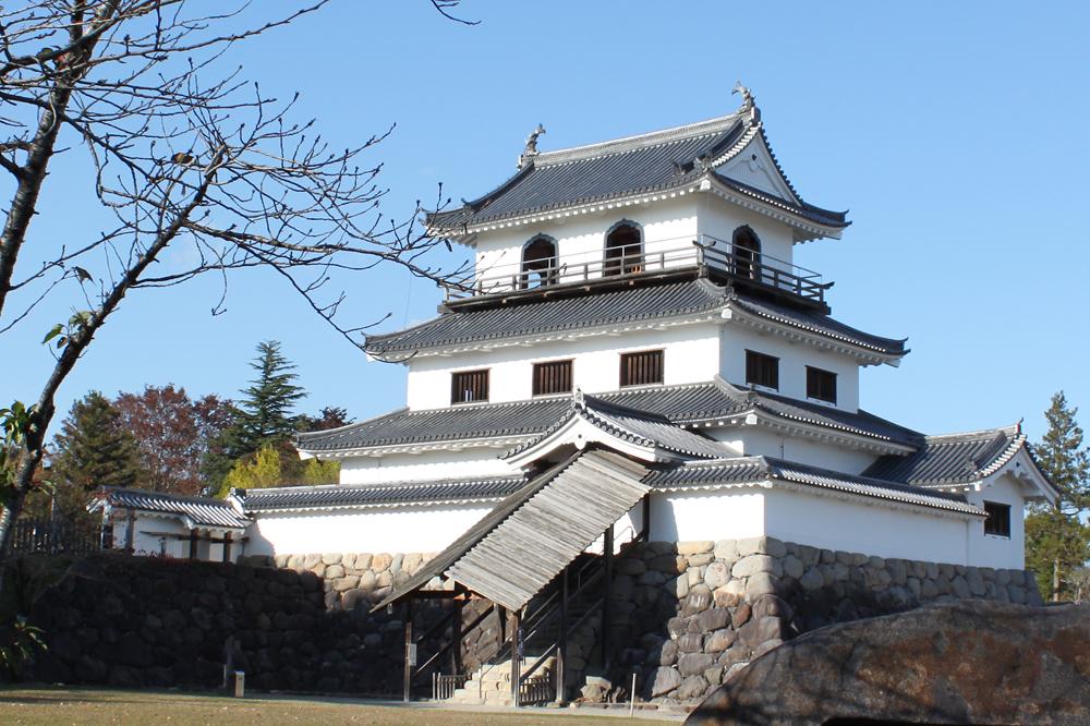 三階櫓(天守閣)