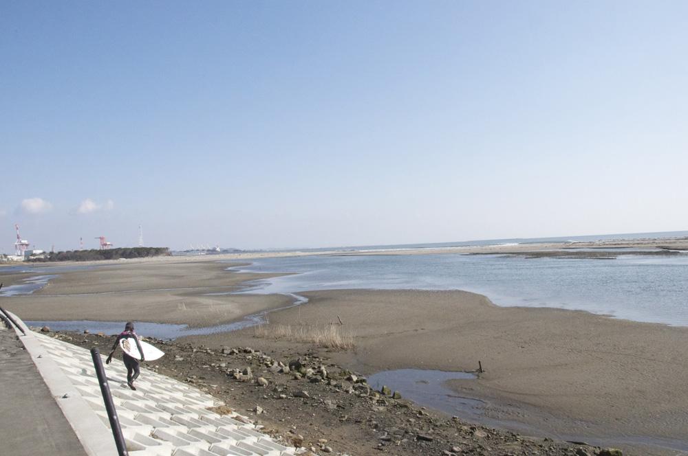 蒲生干潟(仙台市)