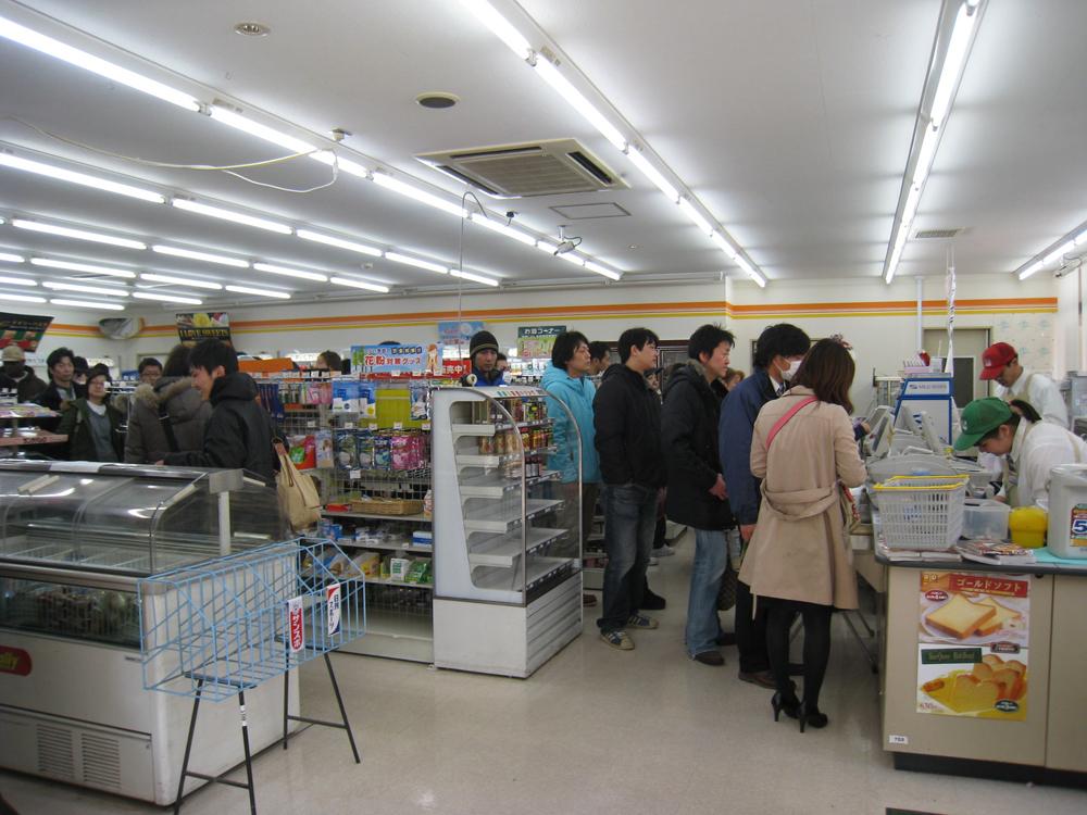 3月12日はじまりのごはん/コンビニ・スーパー 07...