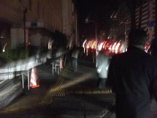 20:01 ホテルコムス仙台前