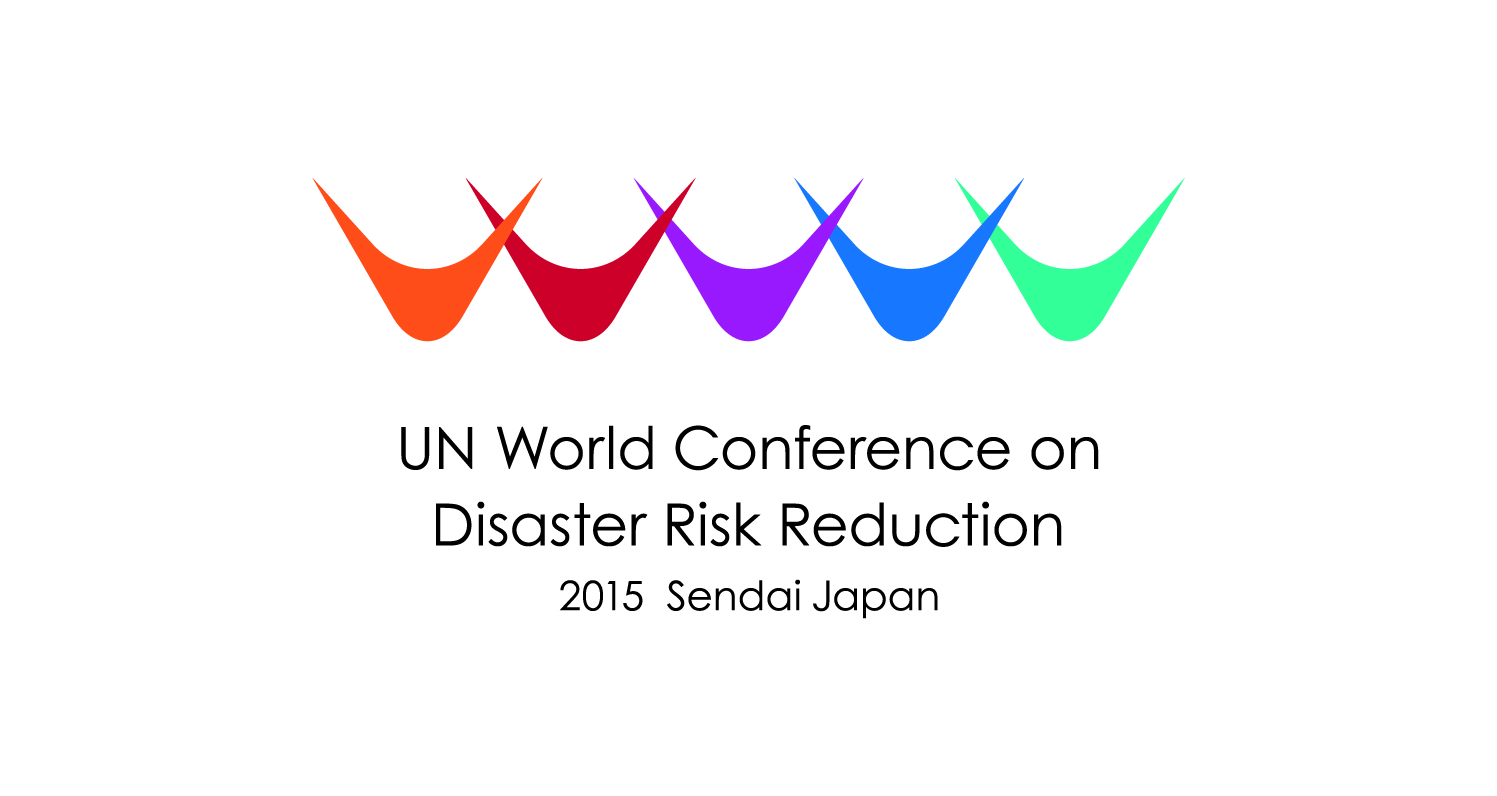 国連防災世界会議ロゴ