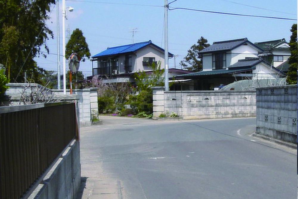 南蒲生地区定点観測写真22〈仙台市宮城野区蒲生鍋沼〉