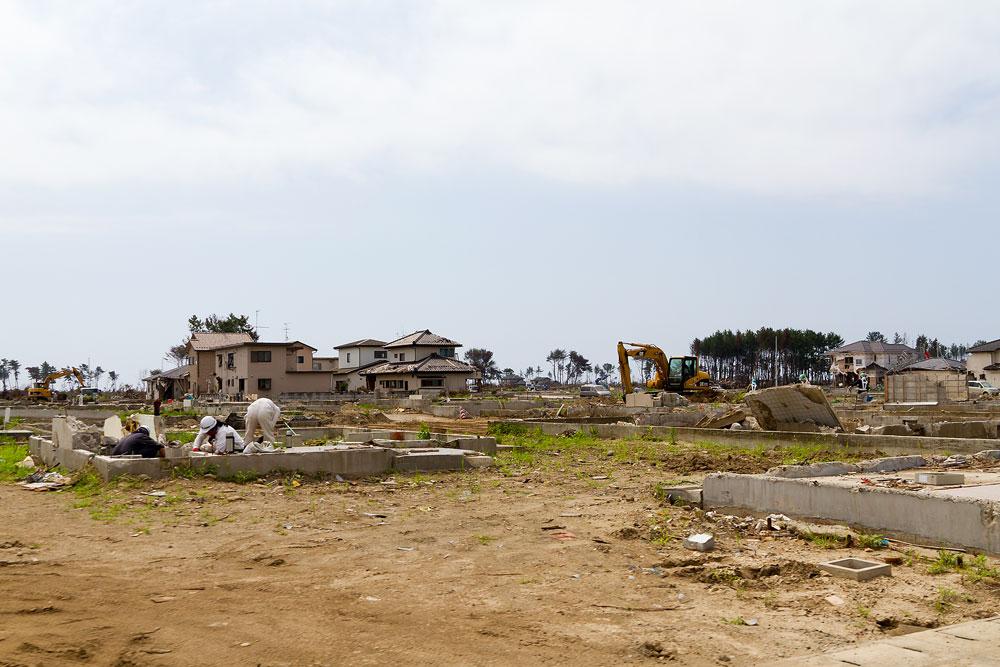 2011/7/11 仙台市荒浜
