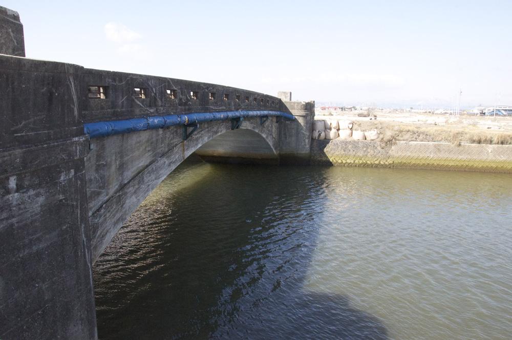荒浜・貞山運河(仙台市)