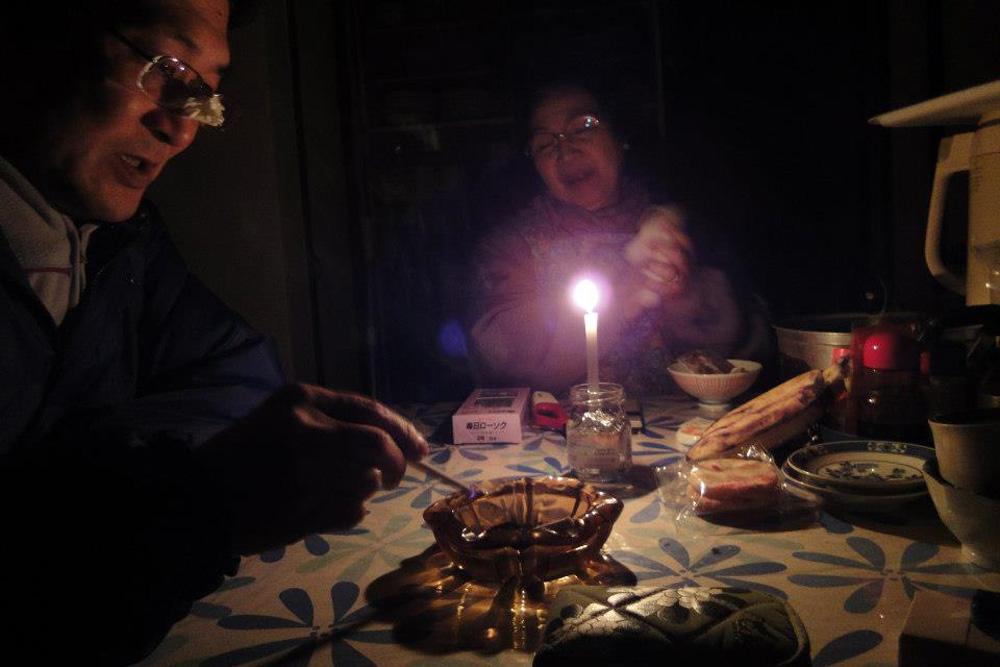 3月12日はじまりのごはん/食事風景 39「俺の部屋...