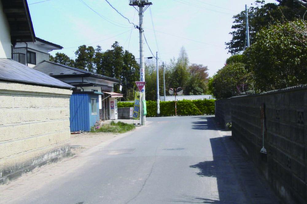 南蒲生地区定点観測写真25〈仙台市宮城野区蒲生鍋沼〉