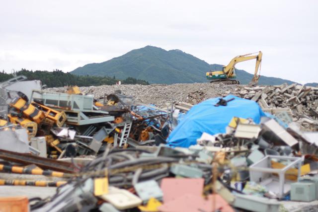 2011/7/23 陸前高田市