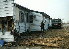 石巻市立橋浦保育所の被害と復旧の様子(2)