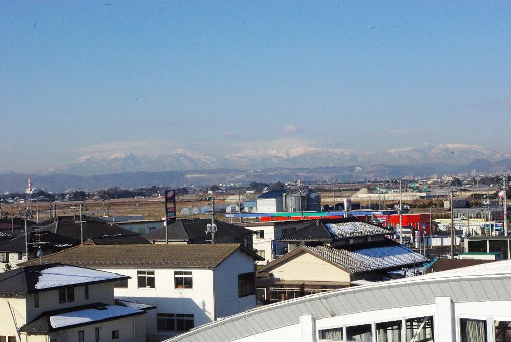 仙台市立荒浜小学校定点観測写真17〈校舎から南西方向...