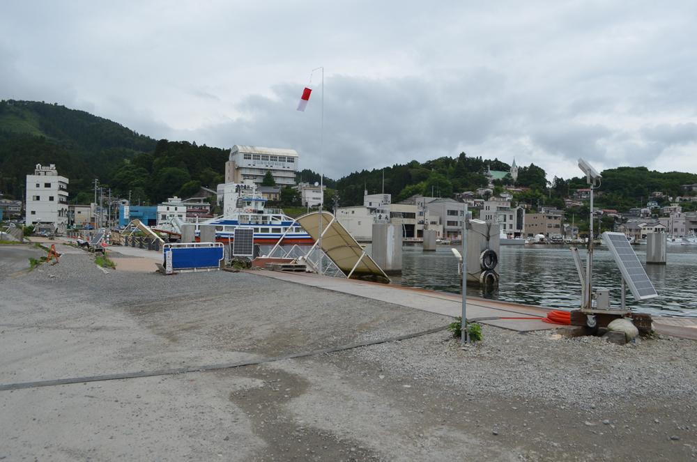 気仙沼港フェリーターミナル