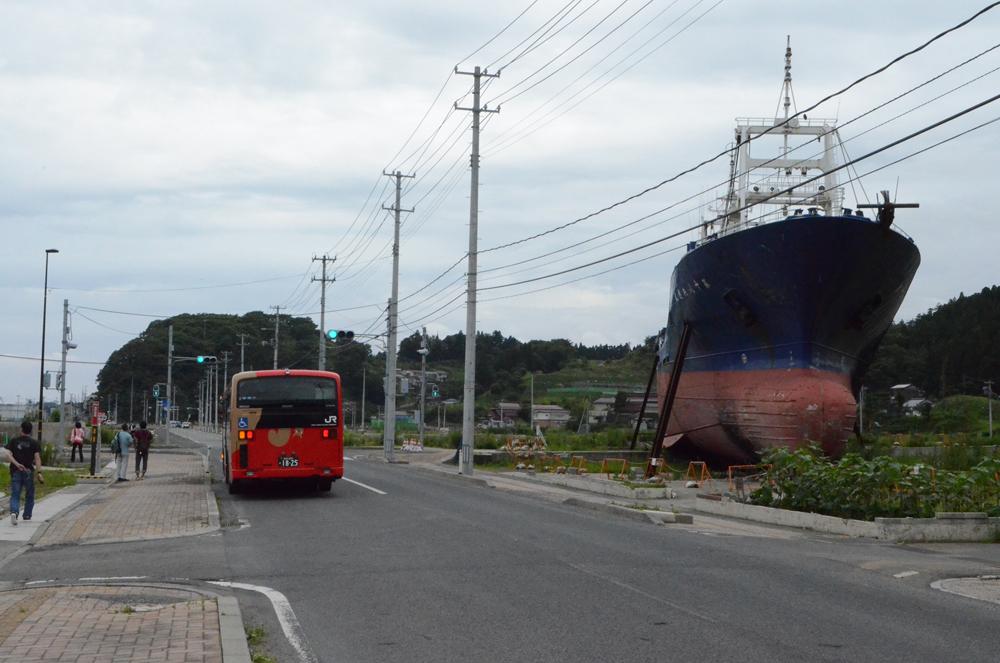 2013年7月の気仙沼市