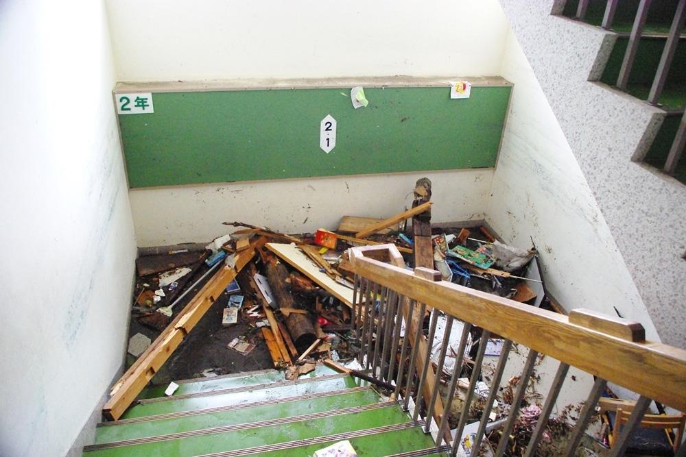 1階校舎内