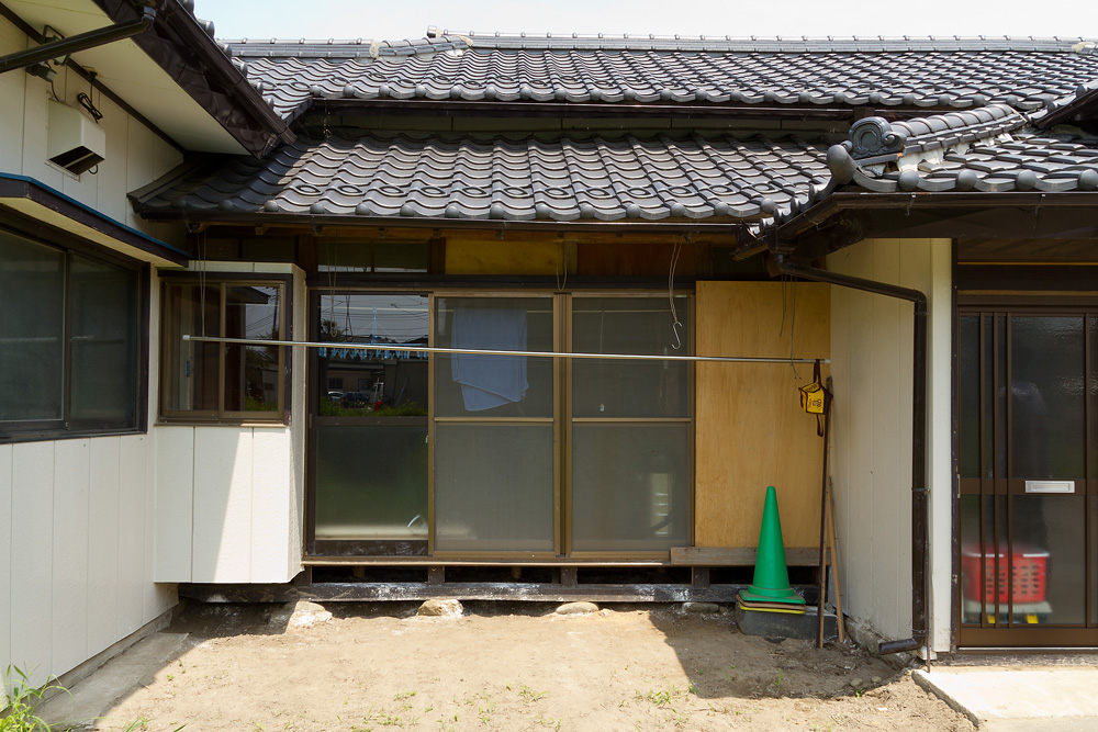 Mr. Yoshida's Houses