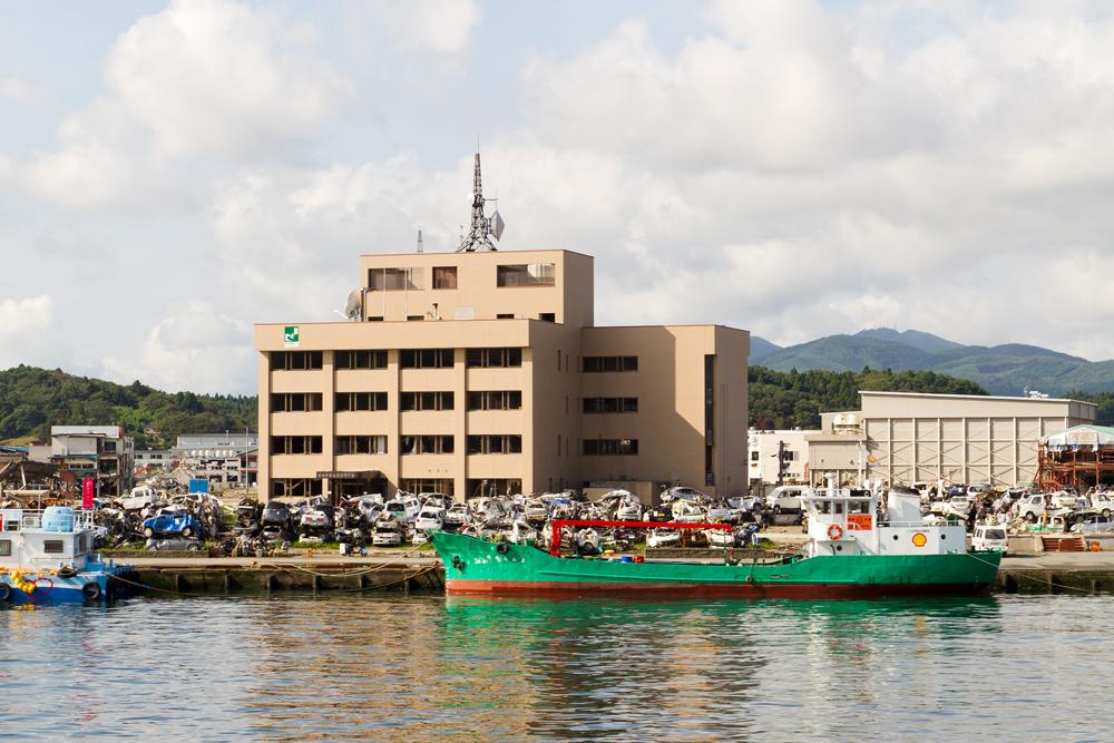 宮城県気仙沼合同庁舎