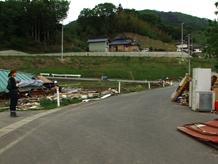 陸前高田定点観測写真22〈米崎町樋の口 山〉