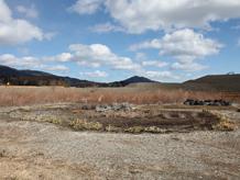 陸前高田定点観測写真13〈大石沖花壇〉