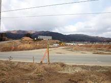 陸前高田定点観測写真08〈高田高校前〉