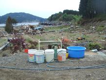 陸前高田定点観測写真19〈米崎町川西 1〉