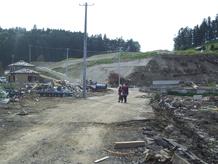 陸前高田定点観測写真20〈米崎町川西 2〉