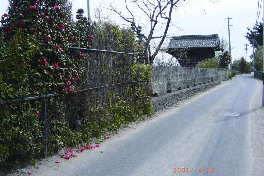 南蒲生地区定点観測写真18〈仙台市宮城野区蒲生鍋沼〉