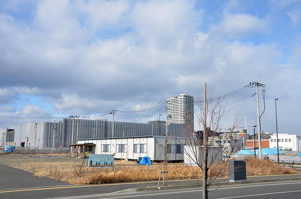 長町定点観測写真09〈コミュニティーサロンえんがわ跡...