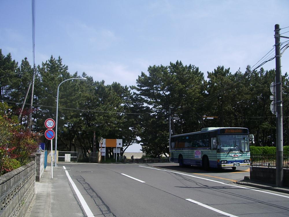 震災前と後の風景〈仙台市若林区荒浜〉