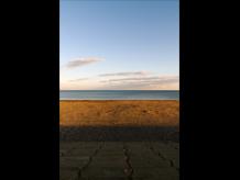 閖上浜 ~空と海の間・現在の景色~