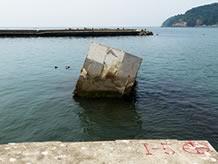 Hamagurihama, Ishinomaki, Miyagi: A Quiet Sea