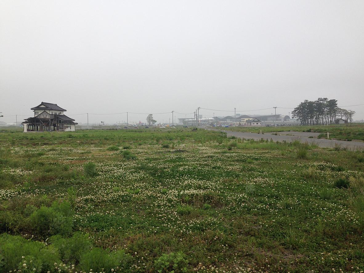 みみで眺めるー北釜/名取市
