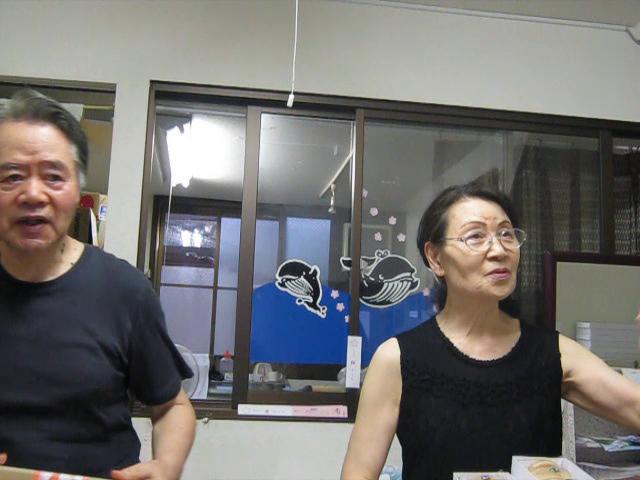 【木町の3.11】和菓子店:松園もなか本舗(くじらも...